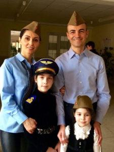 Семья Прокушенковых