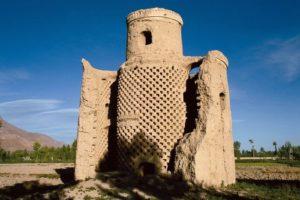 Голубиные башни в Иране