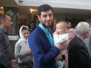 В армянской церкви крестным может быть только мужчина