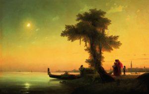 «Вид на Венецианскую лагуну»