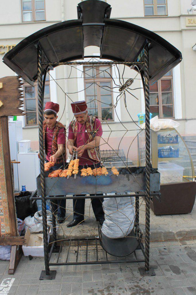 Вкуснейший армянский шашлык