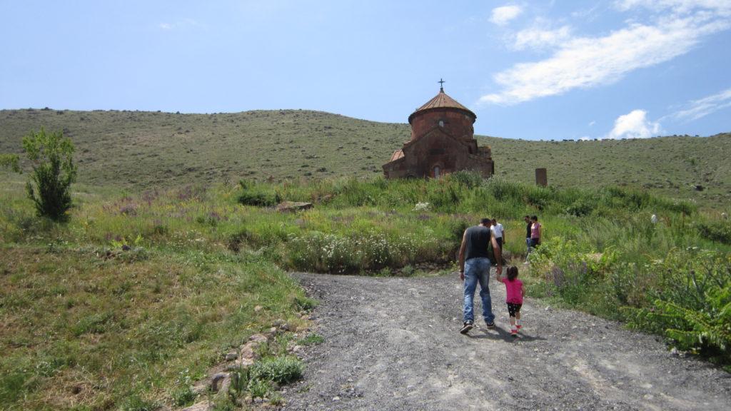 Храм. г. Маралик
