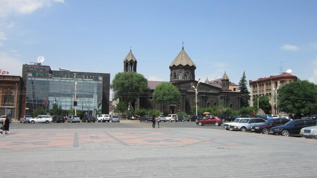 Церковь Святой Богородицы, г. Гюмри