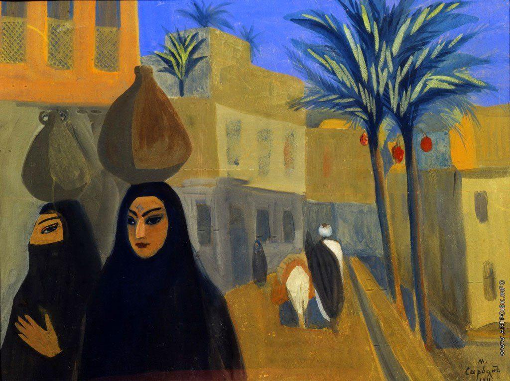 «Улица в Каире»