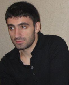 Роберт Цатурян (2008 год)
