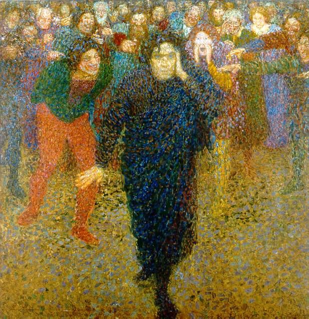 Гений и толпа (1909)