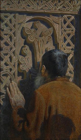 Поклонение кресту (1901)