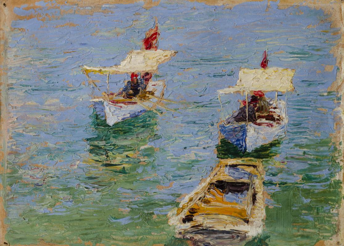 «Лодки. Трапезунд» (1906)