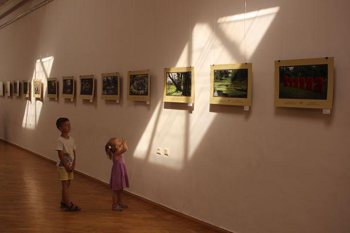 На выставке представлены фотографии тех мест, которые были дороги Янке Купале