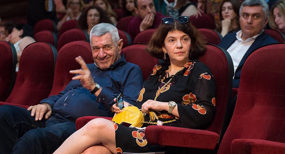 Малхас и Татьяна Данильянц