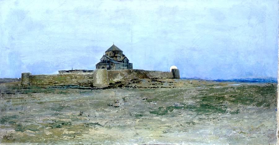 «Церковь Святой Рипсимэ» (1897 г.)